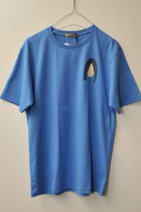 50%OFF!! SALE!! セール!! Peter Jensen ピーターイェンセン YOKO T-SHIRT  オノヨーコTシャツ  col.BLUE