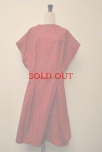 toogood トゥーグッド THE CHEESEMOGER DRESS 006 チーズマンガ― ドレス  col.bordeaux