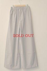 Cristaseya クリスタセヤ  Edition#06 #10M-K Light cotton pants コットンパンツ col.KAKI