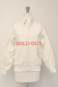 MADISONBLUE  DRIZZLER JACKET LINEN CANVAS    col.IVORY