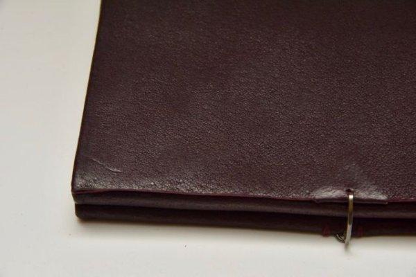 画像2: m.a+  extra large wallet  W11/H-MA 1.0  col, WINE