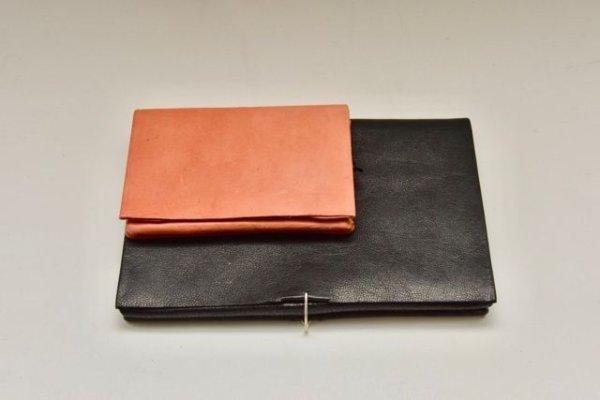 画像2: m.a+   small wallet  W7-KAO 1.2   col, TIGERLILY RED