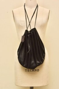 m.a+  med shell hand bag B704  col.BLACK