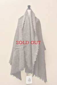 """toogood  """"THE TINKER SCARF """"   col.PEAT"""