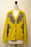 MISSONI Multicolour Wool Jacquard Cardigan  col.315