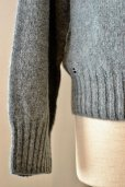 "画像5: BLESS N゜62 "" Pearlpad sweater "" col.graphite green, olive"