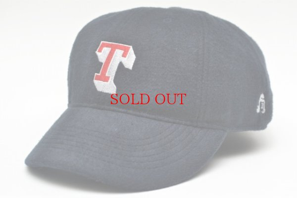 "画像1: TACOMA FUJI RECORDS "" T CAP designed by Jerry UKAI "" col.NAVY"