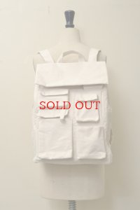 "toogood × CHACOLI "" THE BUILDER BAG "" col.WHITE"