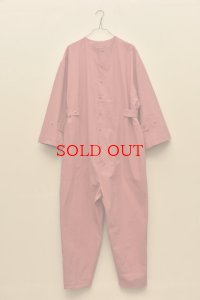 "toogood  ""THE ELECTRICAN OVERALL ""   col.FLESH PINK"