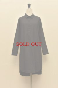 "toogood  ""THE BAKER TUNIC""   col.FLINT"