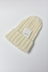 "eleven 2nd  ""Rib Hat with Mohair"""