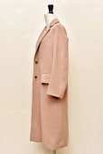 "画像3:  AURALEE   ""CASHMERE WOOL MOSSER CHESTERFIELD COAT""  A9AC02MC  col.LIGHT BROWN"