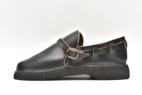 "FERNAND LEATHER "" Middle English "" col.BLACK"