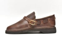 "FERNAND LEATHER "" Middle English "" col.BROWN"