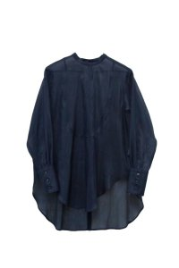 "humoresque  ""long cuffs shirt""  col.dark navy"
