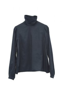 "humoresque  ""highneck blouse""  col.dark navy"