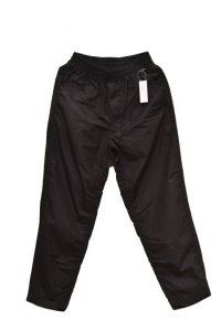 Sans limite  タイプライター gomme pants   col.BLACK