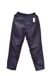 Sans limite  タイプライター gomme pants   col.NAVY