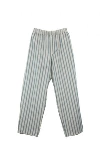 Cristaseya   #04SP-LGS  PYJAMA PANTS II   col. LARGE GREEN STRIPES