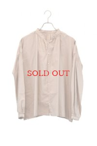 humoresque   gather blouse  col.beige
