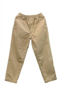Sans limite  チノクロス  gomme pants   col.BEIGE