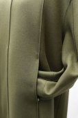 "画像5: toogood "" THE FENCER COAT - LAMBSWOOL FELT HW ""  col.FOREST (5)"