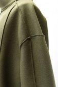 "画像8: toogood "" THE FENCER COAT - LAMBSWOOL FELT HW ""  col.FOREST (8)"