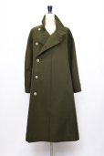 "画像14: toogood "" THE FENCER COAT - LAMBSWOOL FELT HW ""  col.FOREST (14)"