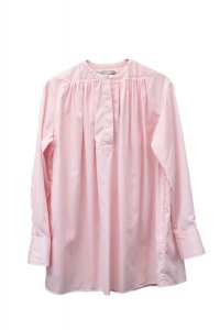 "TENNE HANDCRAFTED MODERN  ""HORIZONTAL TUCK  SHIRTS"" THOMAS MAISON  col, PINK"