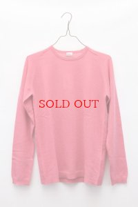 "eleven 2nd  ""Round Neck Jumper"" col. Rose Pink"
