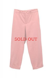 "toogood "" THE BRICKLAYER TROUSER - CALICO HW  ""  col.FRESH PINK"