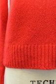 画像5: Cristaseya クリスタセヤ  #14E-R SHETLAND SWEATER  シェットランドセーター col.RED