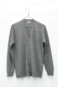 "eleven 2nd  ""V-Neck Cardigan"" col. Md.Grey"