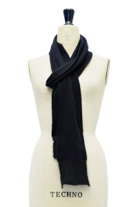 "eleven 2nd  ""Mohair-Edge Stole"""