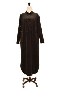 toogood  THE BAKER DRESS  col.FLINT