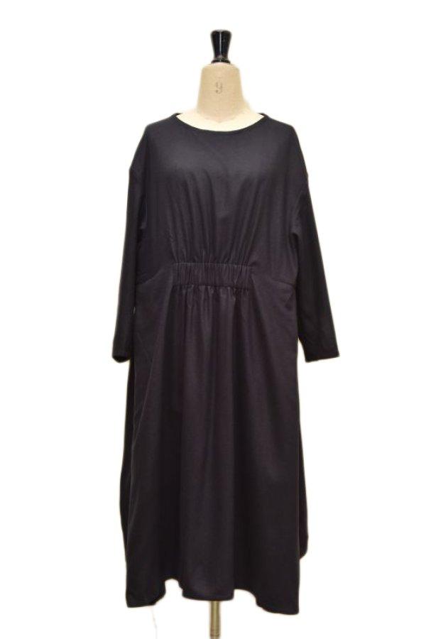 画像1: toogood  THE FLORIST DRESS  col.INK