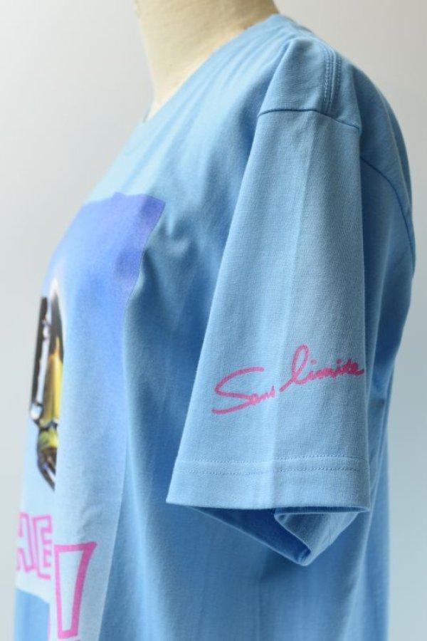 画像3: Sans limite  ビールTシャツ3   col.SAX