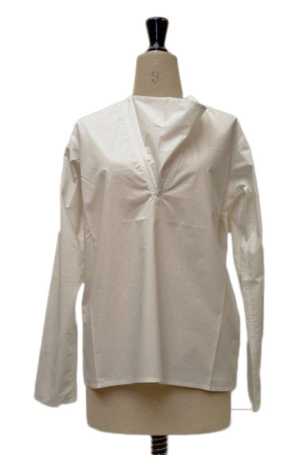 画像1: SOFIE D'HOORE ソフィードール BLIX-CPOP  col.optical white