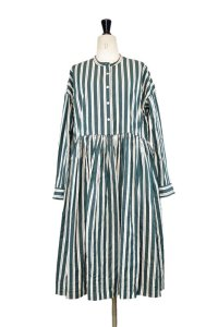CASEY CASEY  17FR276  BOVARY DRESS - CAN  col.GREEN