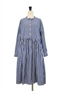 CASEY CASEY  17FR276  BOVARY DRESS - CAN  col.BLUE
