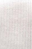画像3: Cristaseya  18NC-FL-WH  CASHMERE WOOL MAXI RIBBED RAGLAN SWEATER  col.WHITE