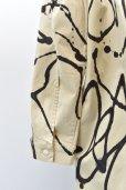 画像6: toogood  THE DRAUGHTSMAN DRESS - PAINTED SLIPWEAR  col.BUFF